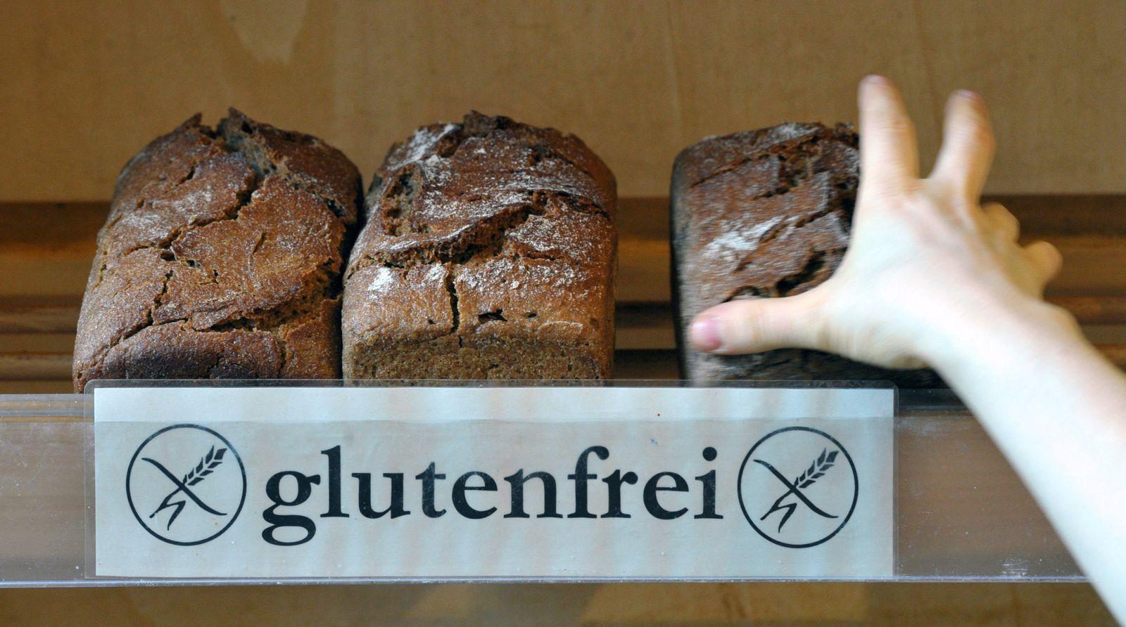 Diätbrot / Gluten / glutenfrei