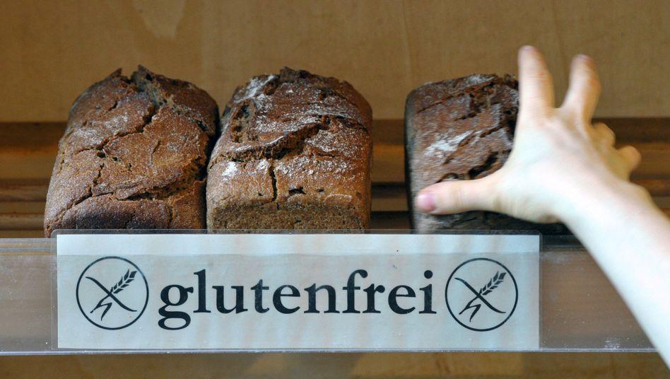 Glutenfreies Brot im Bioladen