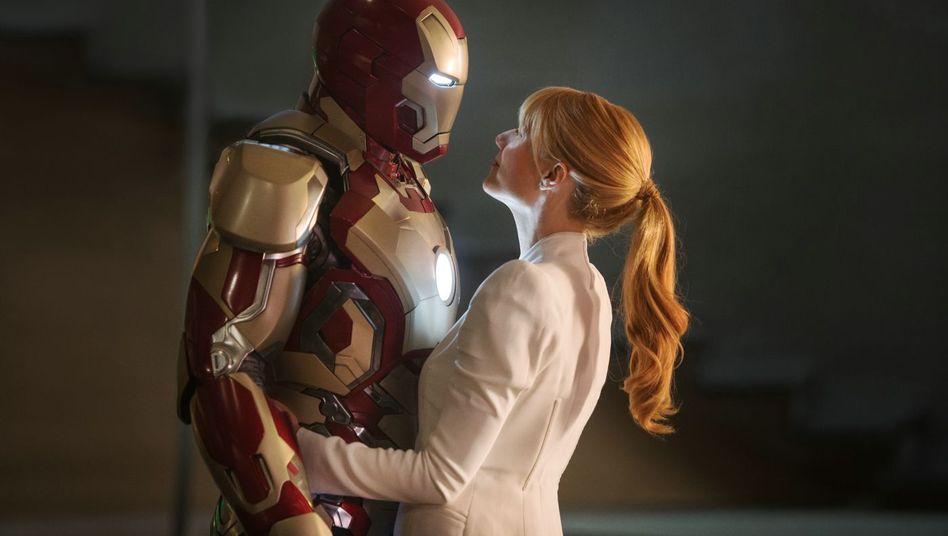 """""""Iron Man 3"""": Ein Superheld lässt alle Hüllen fallen"""