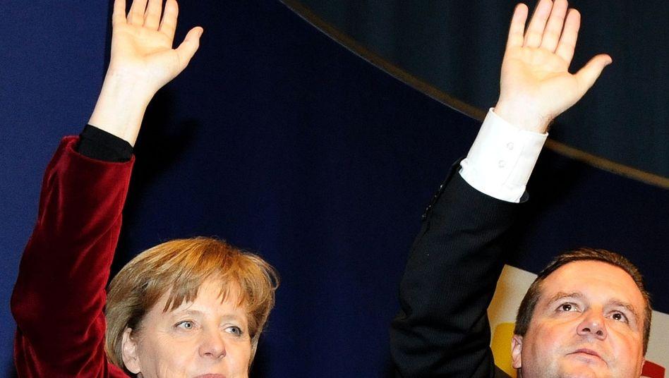 Wahl in Baden-Württemberg: Merkels Atomwende wird zur Schicksalsfrage im Ländle