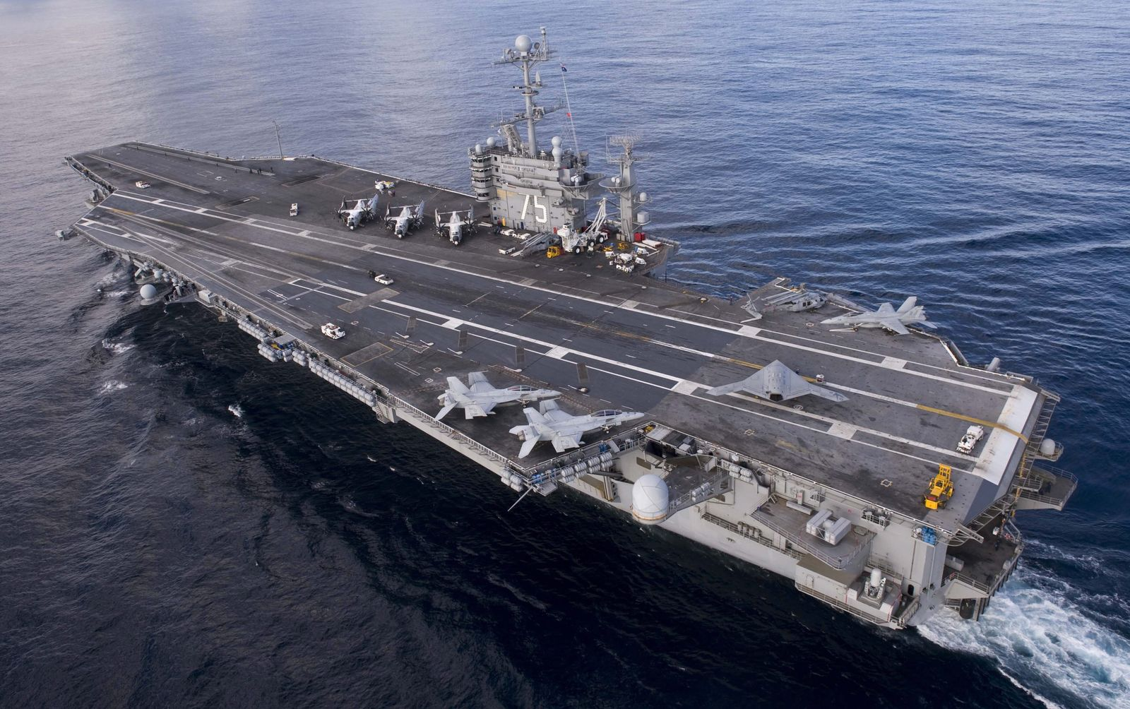 USS Harry Truman