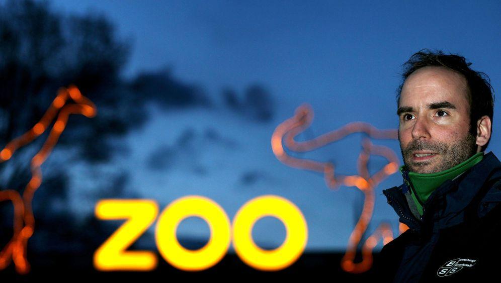 Nachtwächter im Zoo: Job mit Gruselfaktor