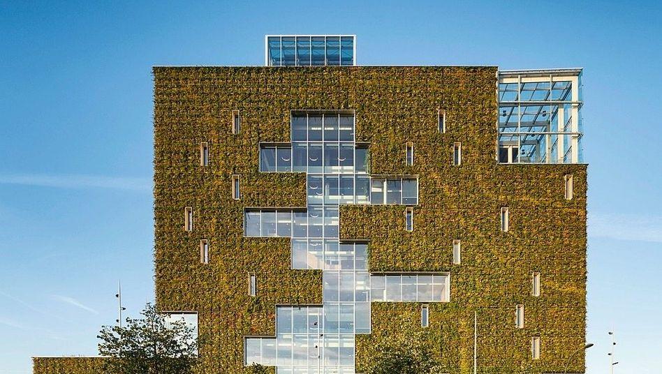 Nachhaltig erbaute Stadtverwaltung von Venlo