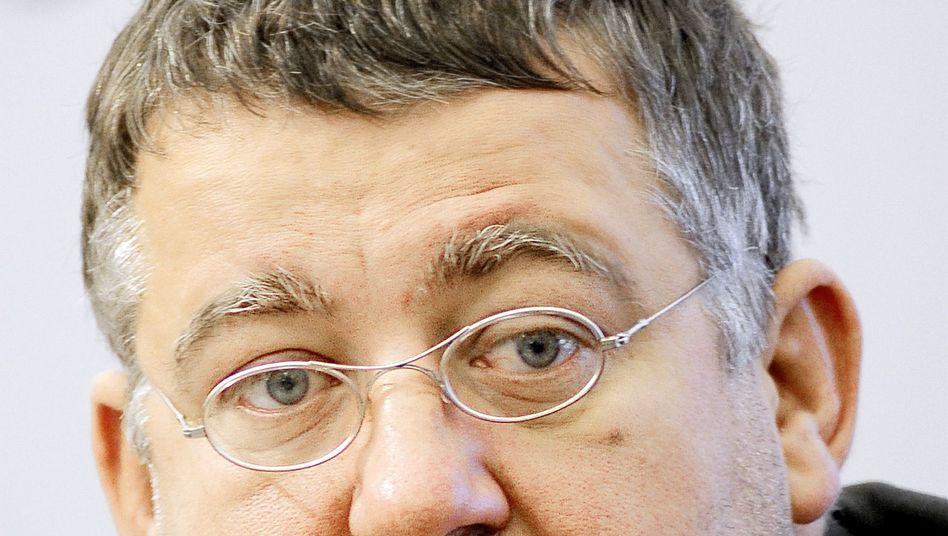 Brandenburgs Innenminister Speer: Schaden von der Partei abwenden
