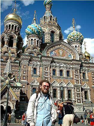 In St. Petersburg: Mit Überlebenskünstler Kirill an den schönsten Plätzen der Stadt