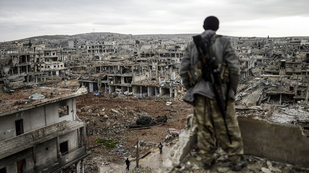 Kobane: Rückkehr in Ruinen