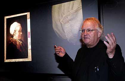Rembrandt-Forscher van de Wetering: Sein bisher größter Fund