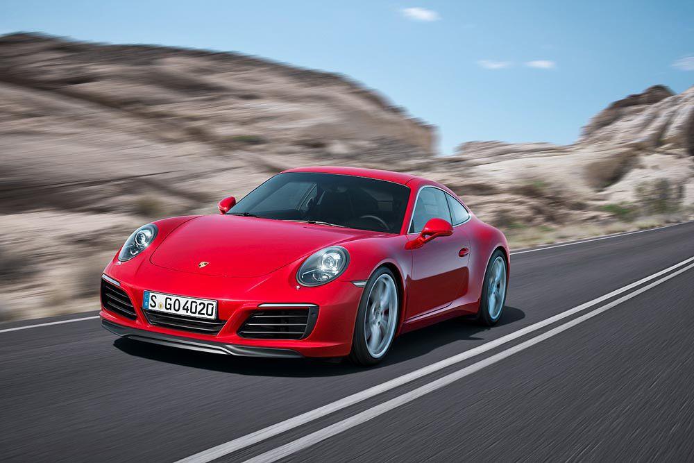 2015 / IAA / Porsche 911