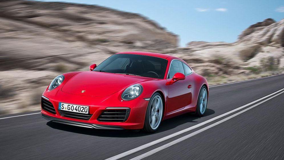 IAA 2015: Das ist der überarbeitete Porsche 911 Carrera