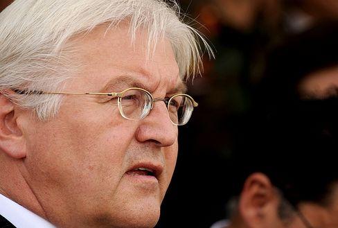 """Steinmeier: """"Die Lage kann schneller außer Kontrolle geraten als wir glauben"""""""