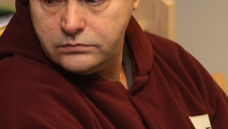 Archivfoto aus 2013: Frank Van Den Bleeken vor Gericht in Brüssel