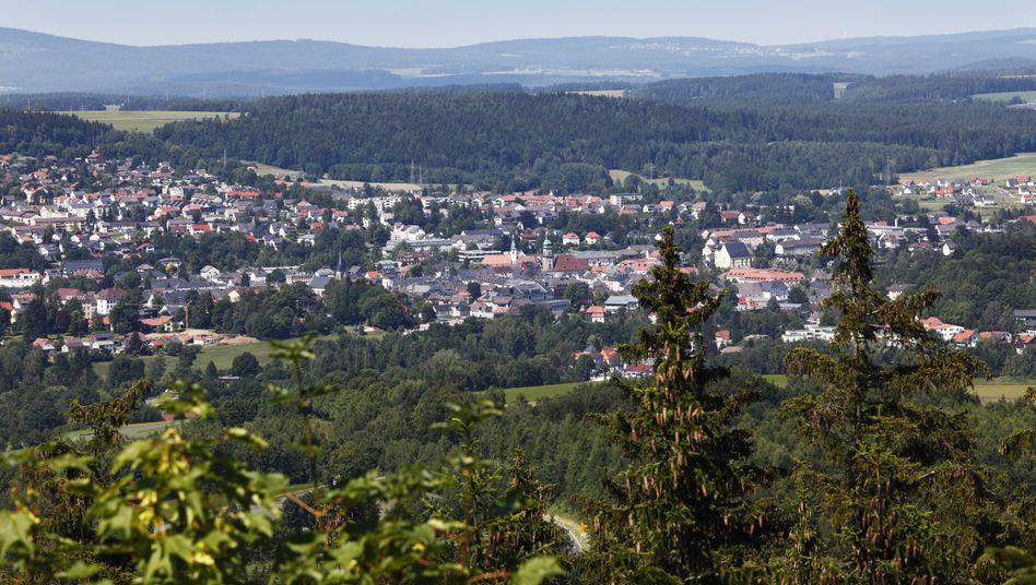 Wunsiedel in Bayern: In diesem Landkreis soll es ebenfalls Ausgangssperren geben
