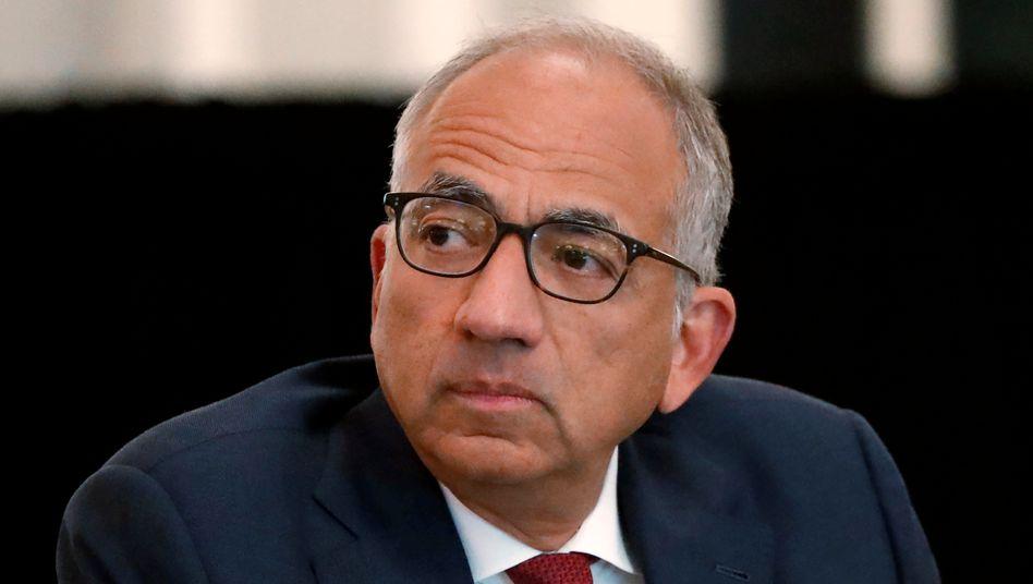 Carlos Cordeiro wurde im Februar 2018 Vorsitzender der USSF
