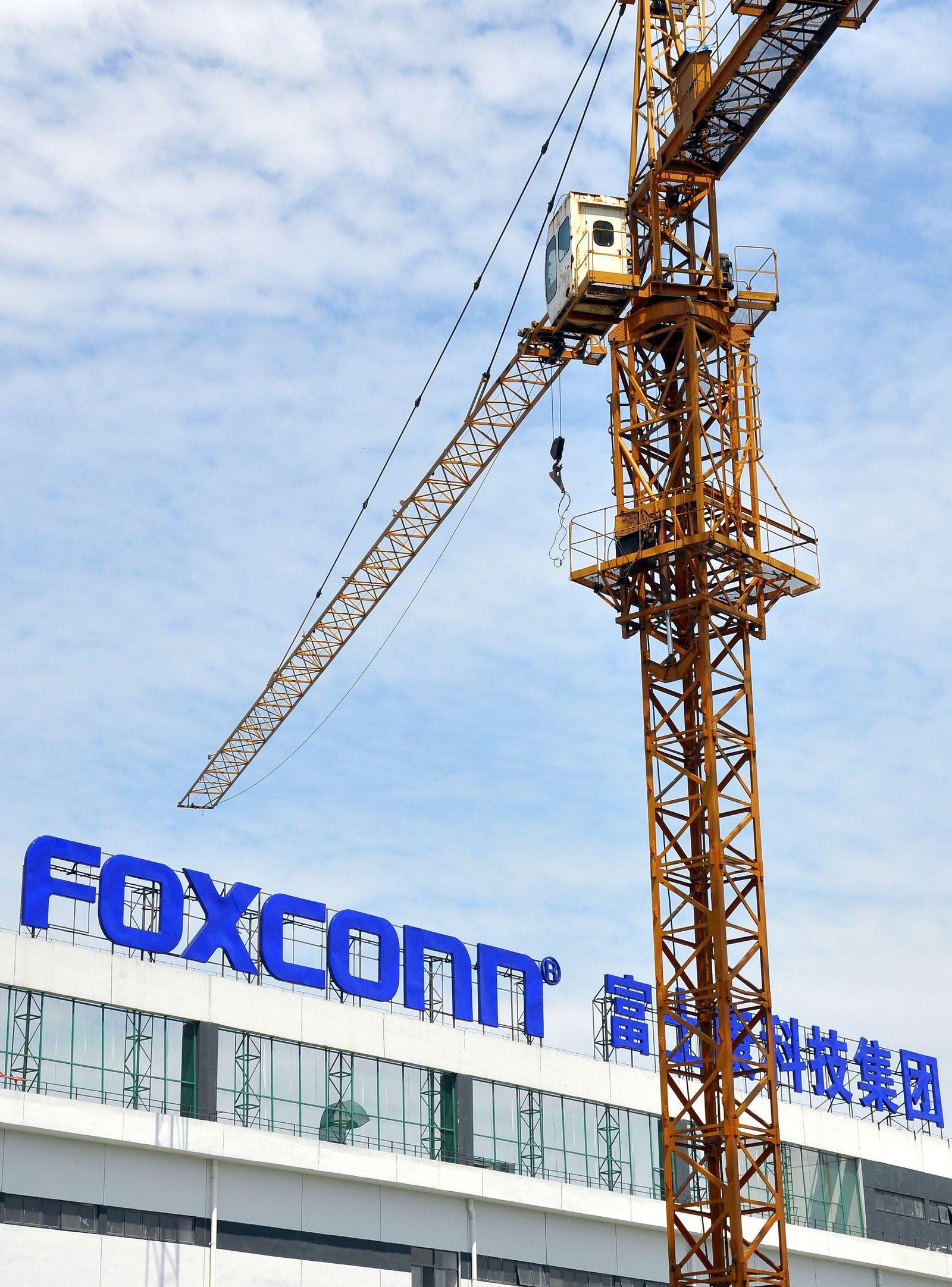 Foxconn / Gebäude