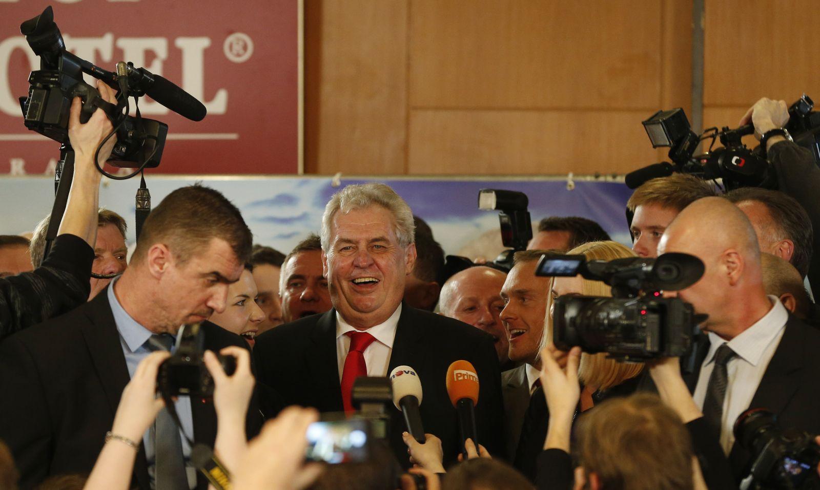 Czech Republic Presidential Elections