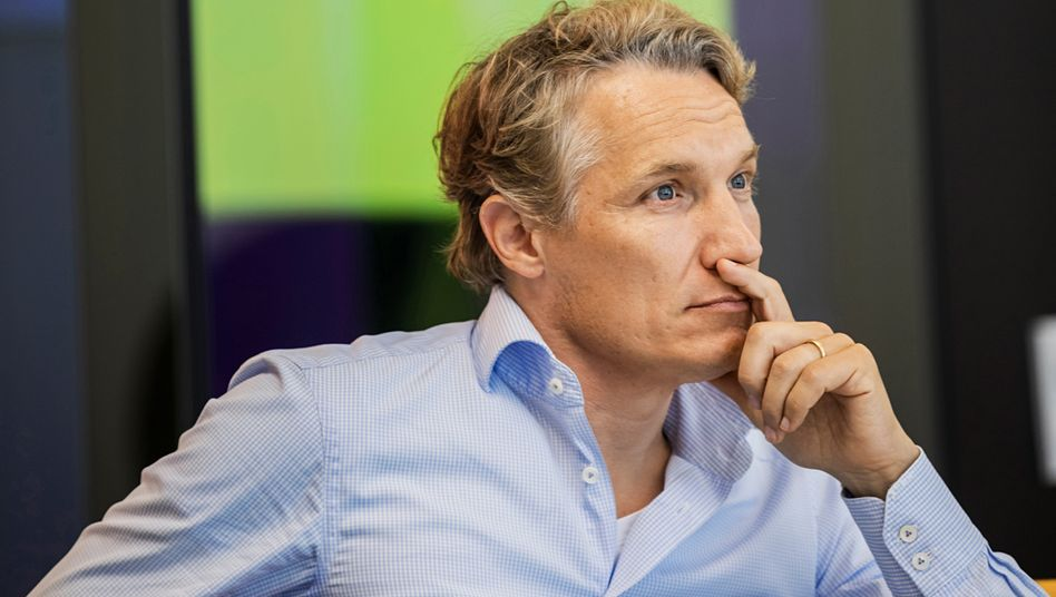 Rocket-Internet-Gründer Samwer: »Wirecard passt perfekt zu uns.«