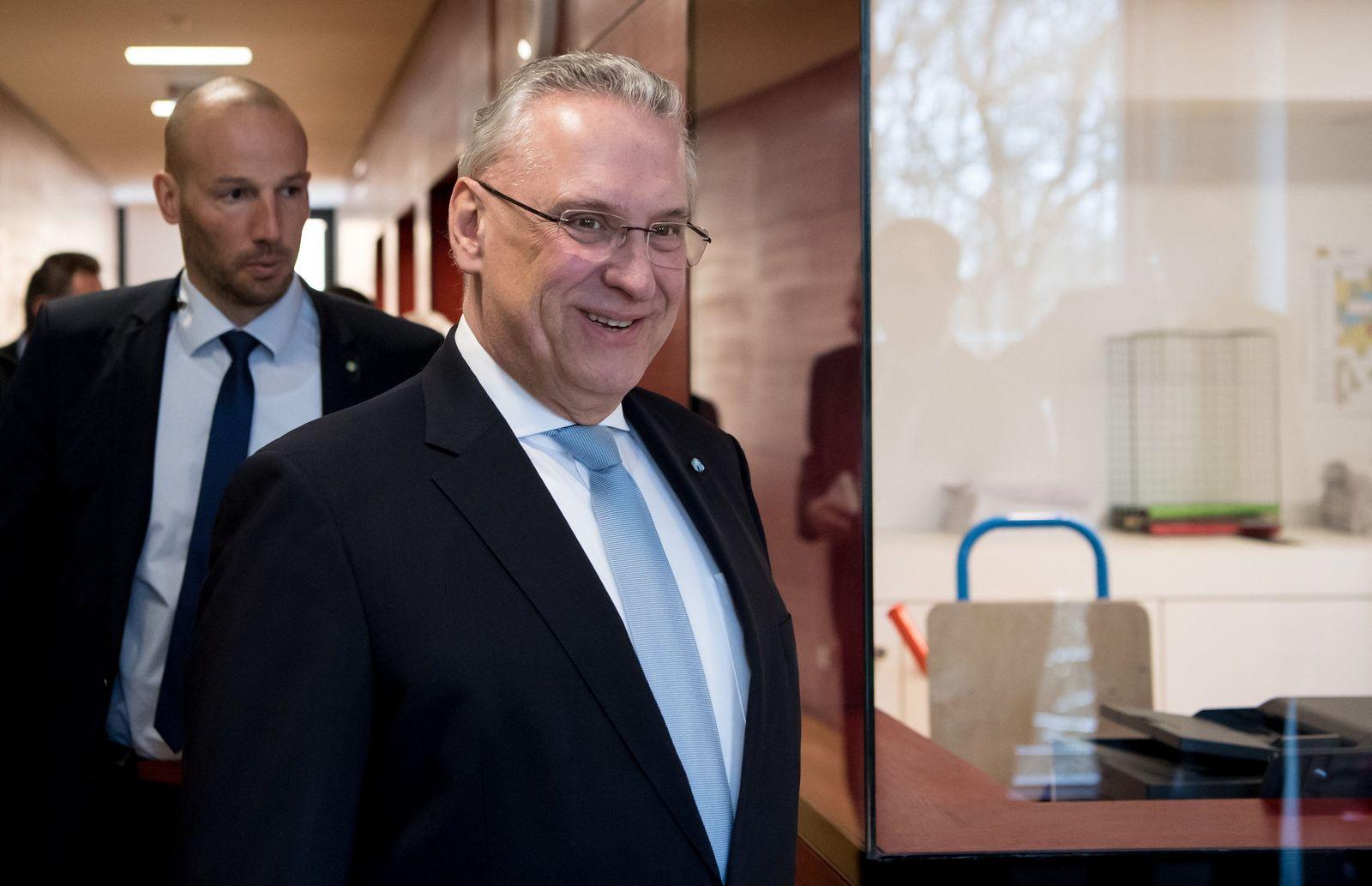 CSU/ Kabinett/ Joachim Herrmann