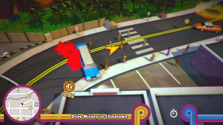 """Roundabout"": Fahrgäste befördern mal anders"