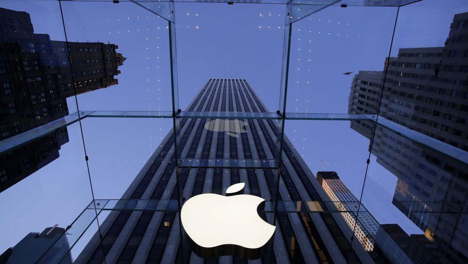 Apple-Logo New York