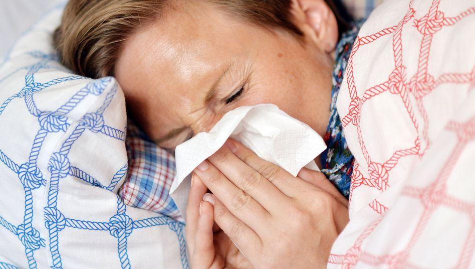 Nikotinsucht bei grippe setzt aus