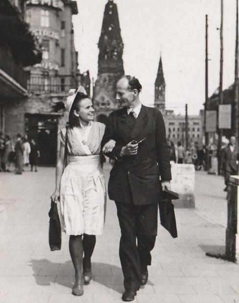 Hildegard und Helmut Sonnenschein