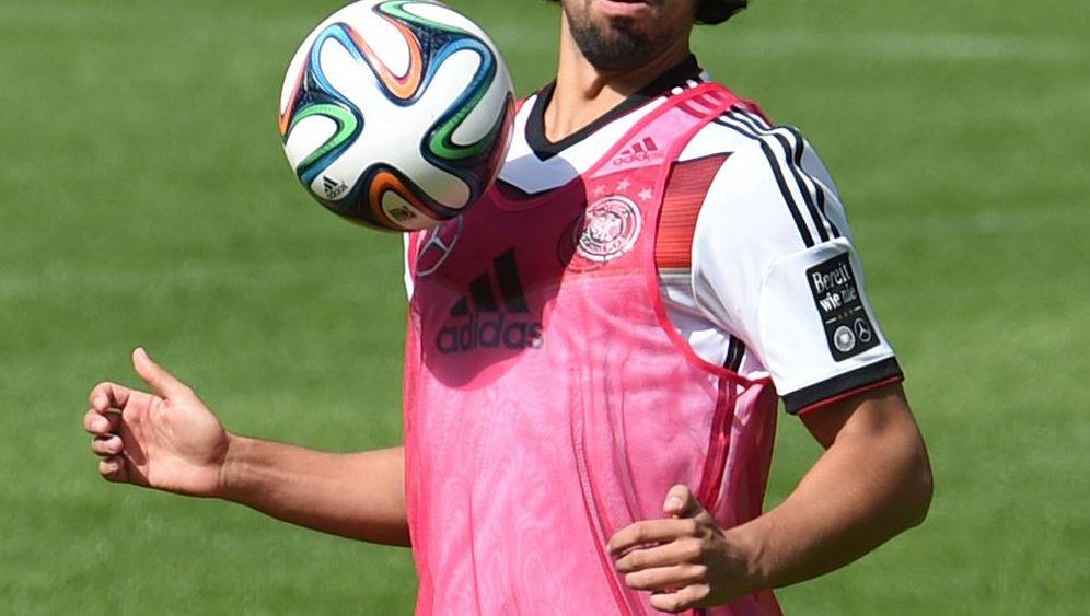 Nationalspieler Khedira: Der Phoenix des DFB-Teams