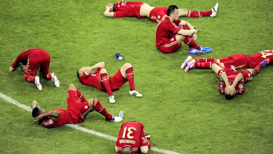 Champions-League-Pleite gegen Chelsea: Bayerns Final-Fluch