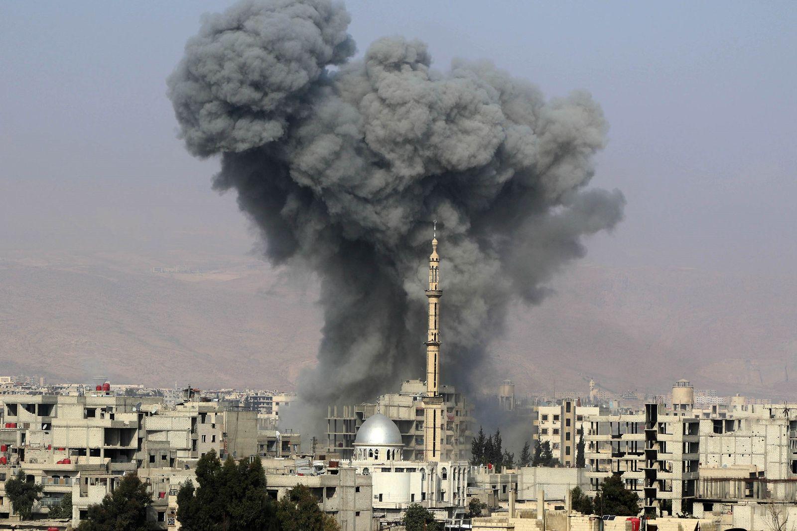 Syrien/ DAMASCUS
