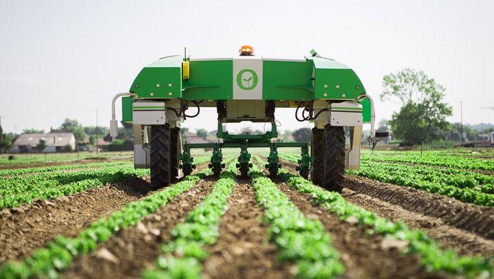 Technikinnovationen im Landbau: Hightech vom Hof