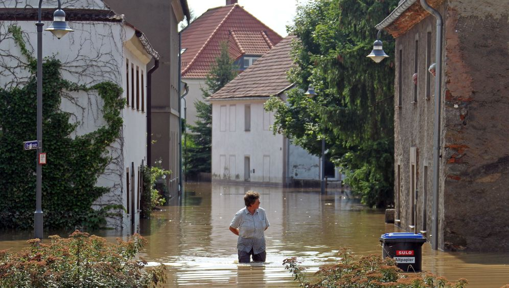 Photo Gallery: Floods Inundate Central Europe