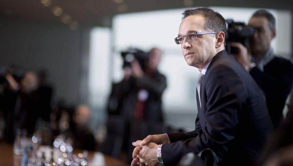 """Justizminister Maas: Rechtliche Klarstellung zum """"Posing"""" wird geprüft"""