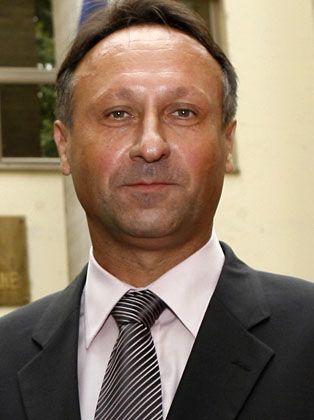 Berislav Roncevic: Der kroatische Politiker liebt seinen Kater