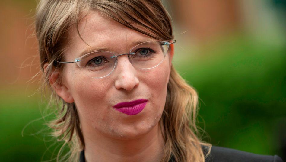 Whistleblowerin Chelsea Manning: Unterstützer kritisieren Einzelhaftbedingungen