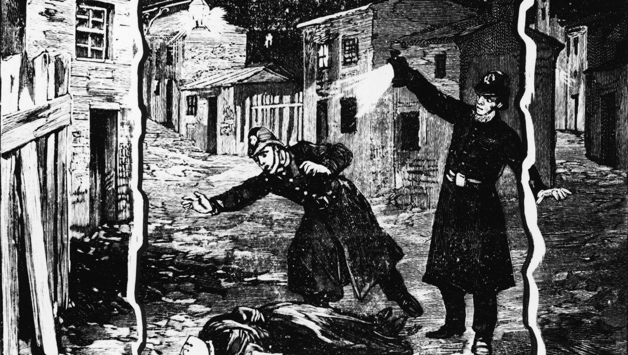 Jack the Ripper DER SPIEGEL