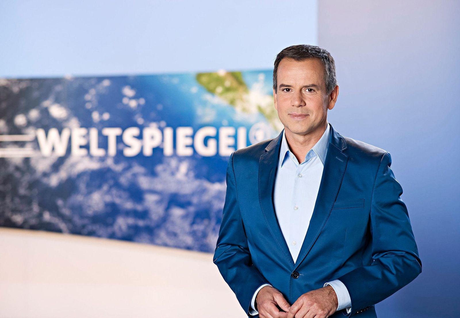 EINMALIGE VERWENDUNG TV/ Weltspiegel