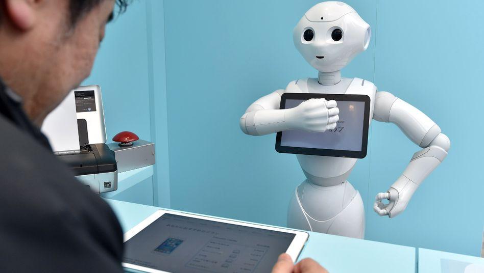 """Ehemaliger IBM-Manager über die Veränderung der Arbeitswelt: """"Computer, Roboter und Algorithmen dienen nicht uns - wir dienen ihnen"""""""