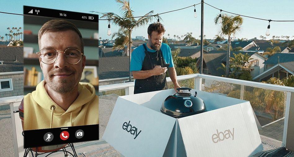 Ebay-Werbespot mit Entertainer Joko Winterscheidt: »Unikat, Verkäufer aus der Uckermark«