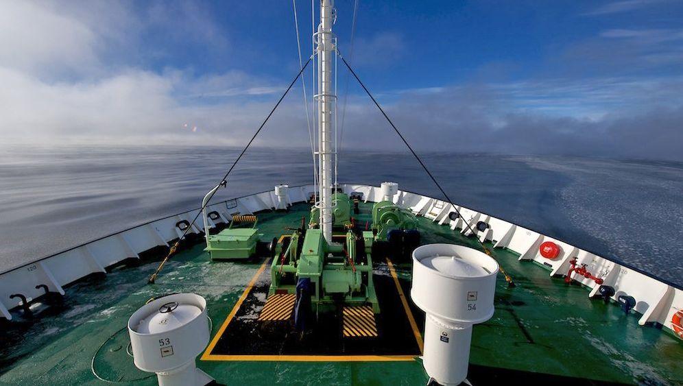 Antarktis-Kreuzfahrt: Das Eis des Südens
