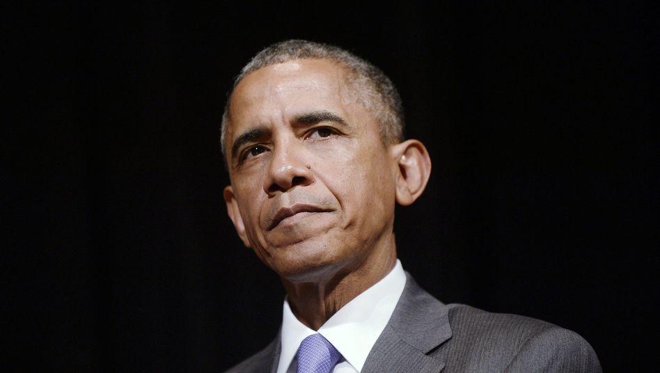 US-Präsident Barack Obama: Weitreichende Spielräume bei Aushandeln von internationalen Freihandelsabkommen