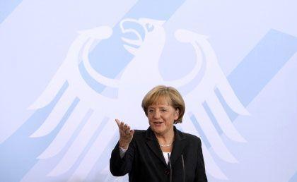 """Merkel: """"Vertrauen ist genau die Währung, mit der bezahlt wird"""""""