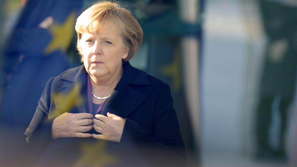 """Kanzlerin Merkel: """"Es kann sein, dass sie notwendig werden"""""""