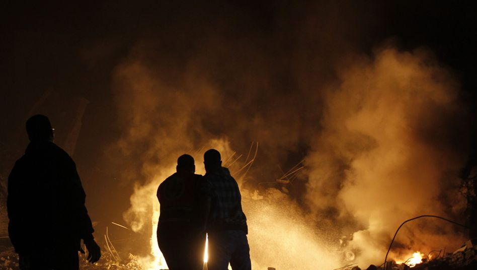 Trümmer in Gaza-Stadt: Israel will Militäroperation gegen Hamas fortsetzen