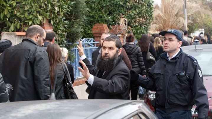 Anschläge in Südfrankreich: Schüsse vom Motorroller