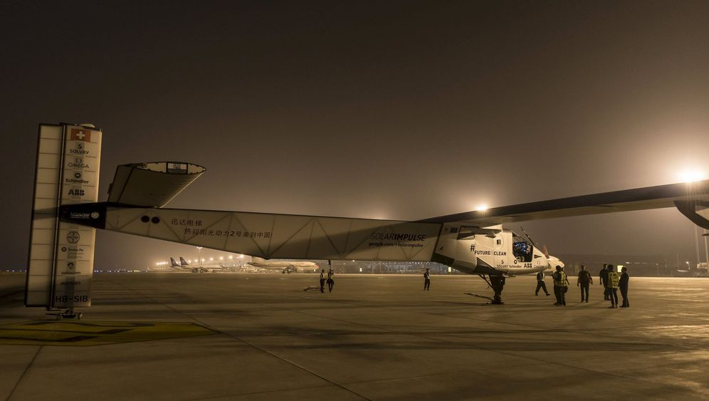 """Solar Impulse 2"": Sprung über den Pazifik gestartet"