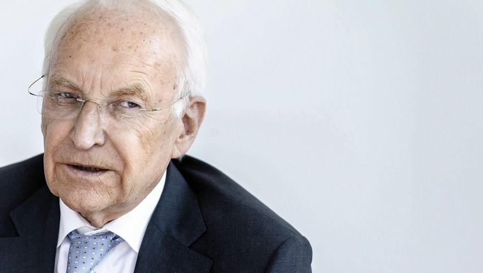 Euro-Skeptiker Stoiber: »Jeder, der Einwände erhob, galt als Europa-Feind«