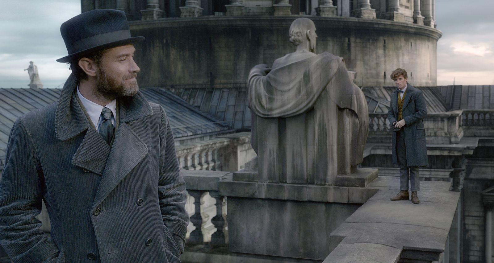 EINMALIGE VERWENDUNG Film/ Phantastische Tierwesen: Grindelwalds Verbrechen