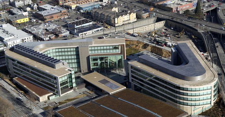 Zentrale der Gates Foundation