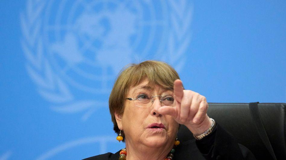 Michelle Bachelet, Uno-Hochkommissarin für Menschenrechte: »Rassismus nicht mehr abstreiten, sondern abbauen«