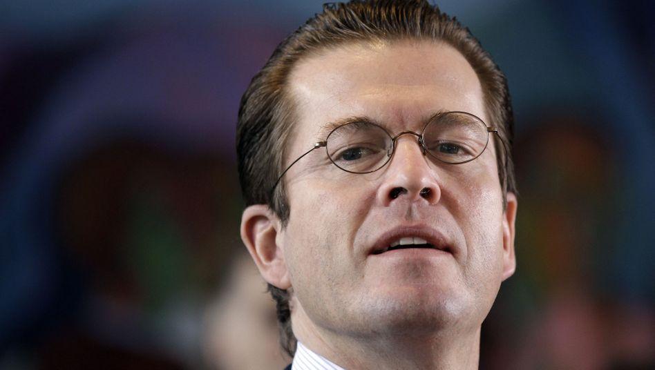 """CSU-Politiker Guttenberg: """"Die Anfertigung dieser Arbeit war meine eigene Leistung"""""""