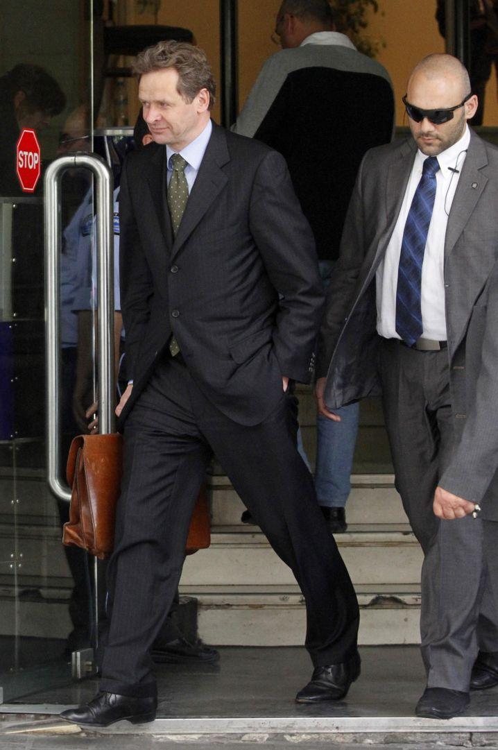 IWF-Unterhändler Thomsen, Polizist: Auf Sparmission in Griechenland